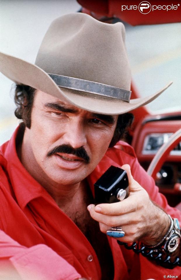 Burt Reynolds dans Cours après moi shérif (1977)