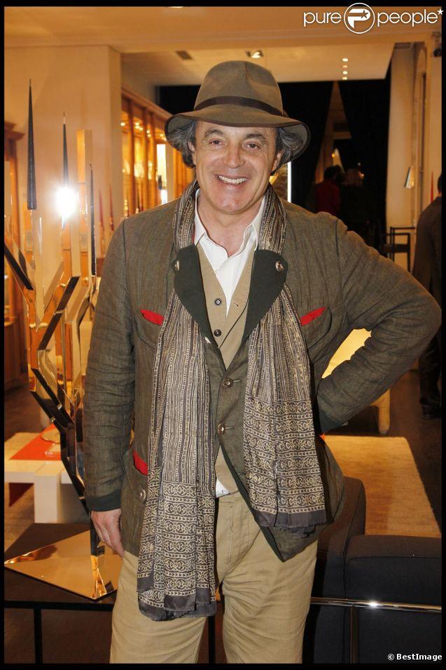 Marc Rioufol en janvier 2011