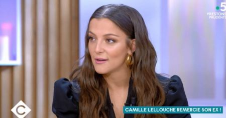 Camille Lellouche On Good Terms With Her Ex? She Reveals The Nature Of  Their Relationship | Today24 News English