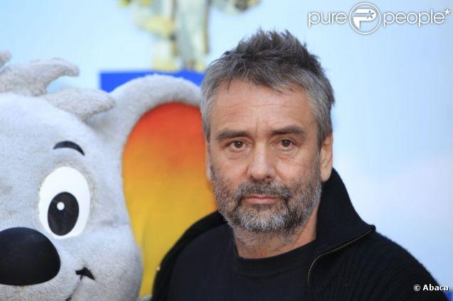 Luc Besson le 8 avril 2011 en Allemagne