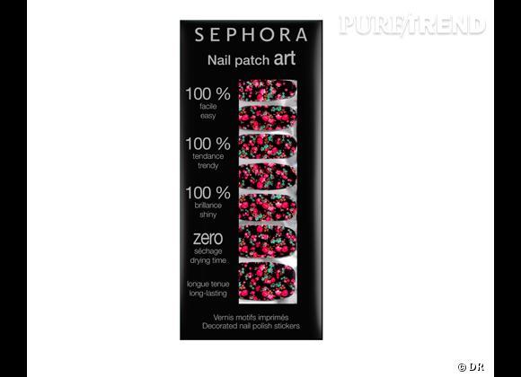 Sephora Nail Patch Art L Application De La French Se