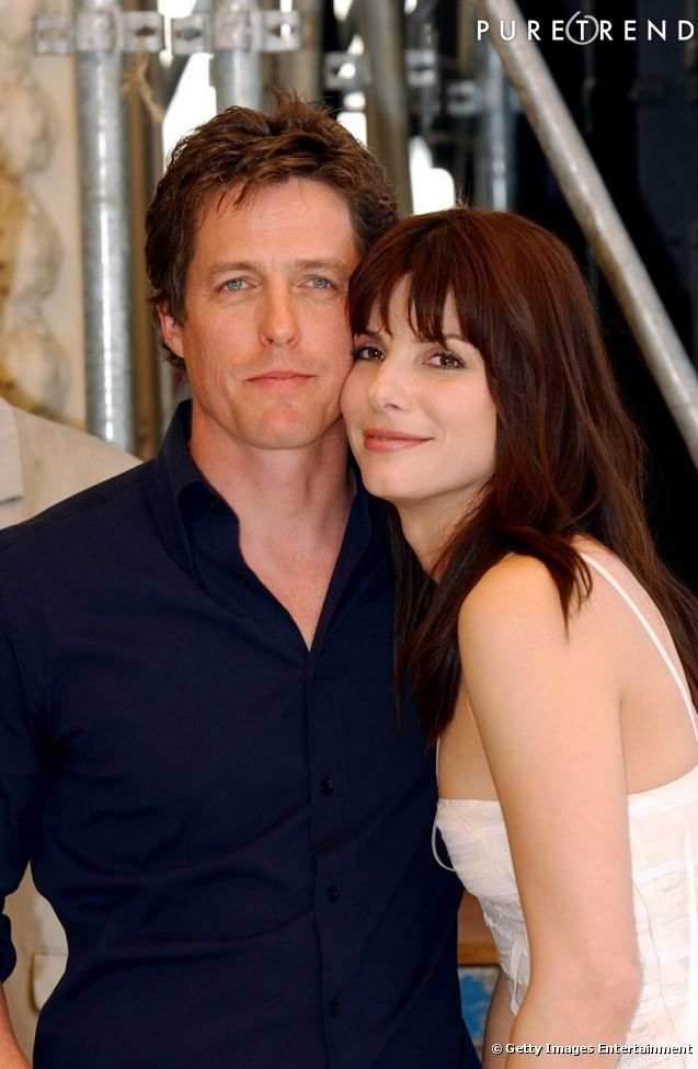Image result for hugh grant sandra bullock