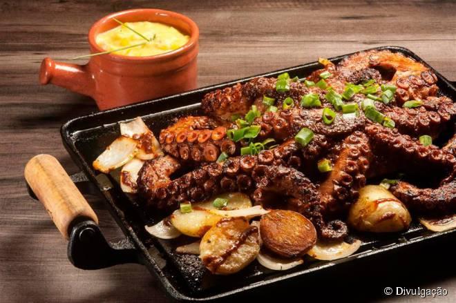 O Sabor Perú é um restaurante dedicado à genuína culinária peruana