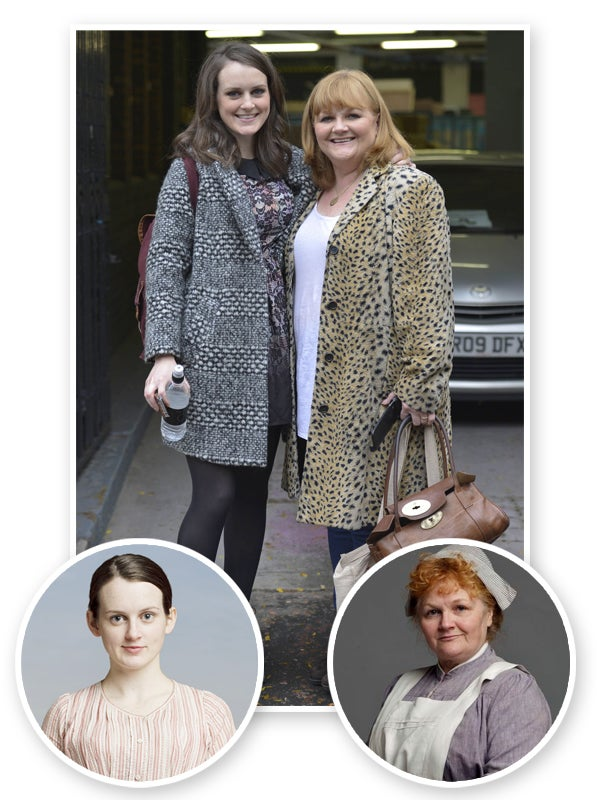 Downton Abbey Cast Pictures In Real Life