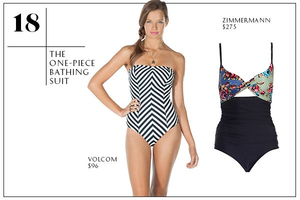 18-The One-Piece Bathing Suit