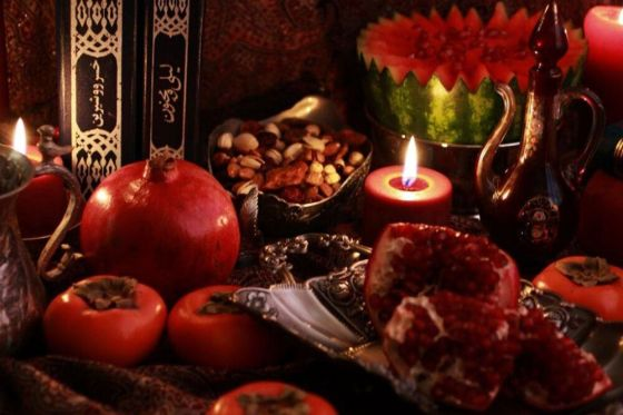 Hot and new SMS for Yalda night