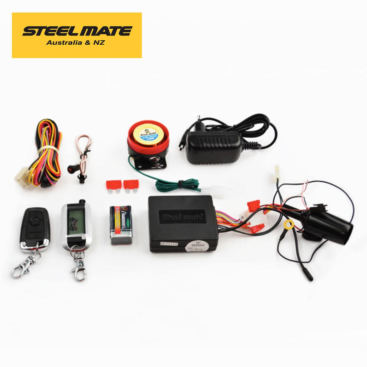 View Car Steelmate System Rear