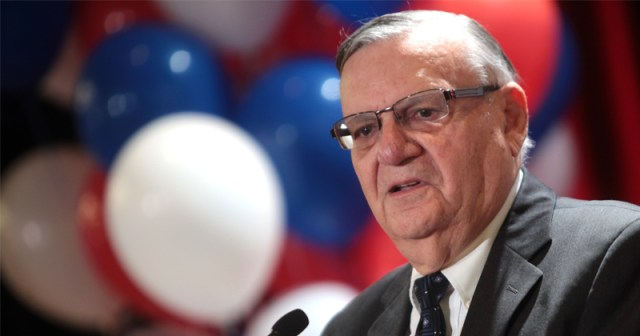 Why AG Sessions Must Stop Charges Against Former Sheriff Arpaio