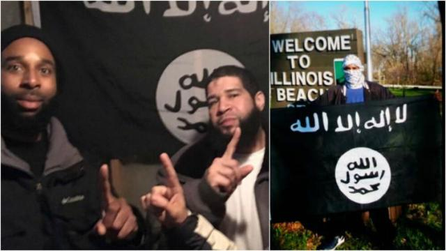 'Black Lives Matter' protesters arrested for conspiring to send detonators to ISIS