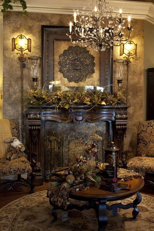 How To Lighten Amp Brighten Your Homes Heavy Dark Tuscan