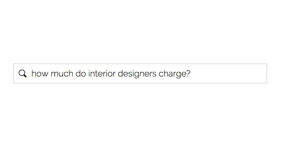 How Interior Decorators Do Charge