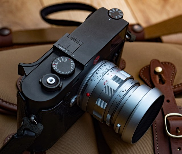 Macfilos Home Unboxing The Lhsa Special Edition Leica 50mm Apo Summicron M Asph