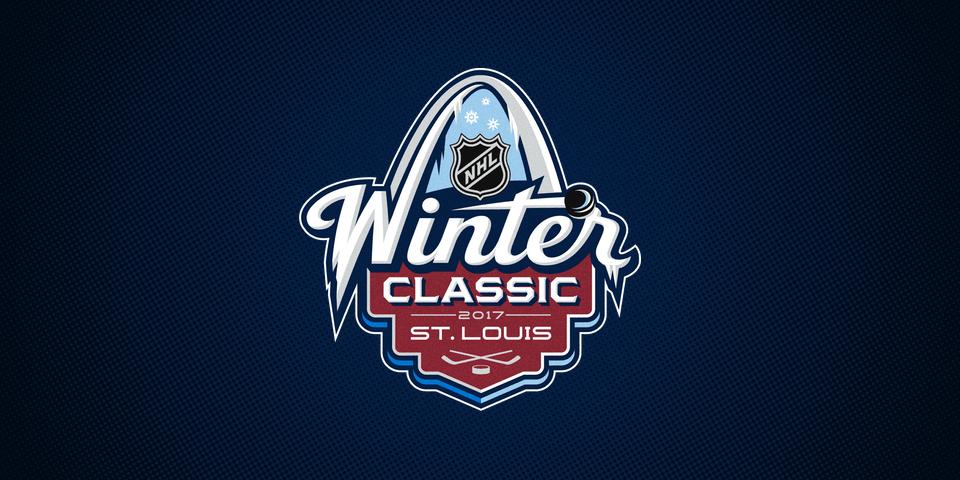 NHL Reveals 2017 Winter Classic Logos
