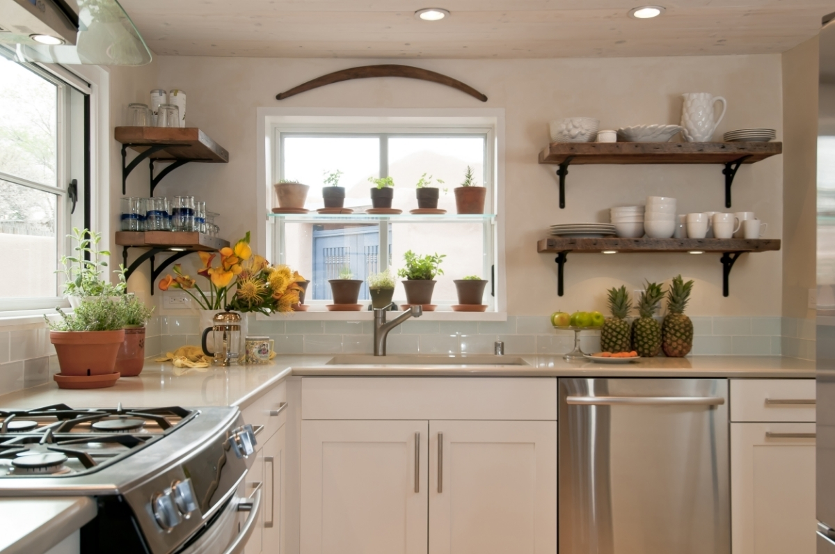 Santa Fe Interior Designer   Jennifer Ashton Interiors   Santa Fe         Design by Jennifer Ashton Interiors Santa Fe Modern Cottage Kitchen  Interiors by Jennifer Ashton  Allied ASID  photo by Laurie