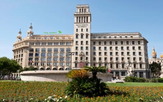 Banesto Offices Barcelona Spain