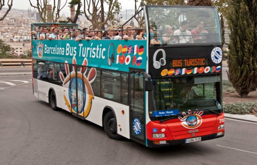Barcelona Bus Touristic Spain