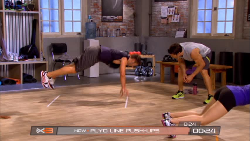 P90x3 Agility X Coaching Advice And Complete Review