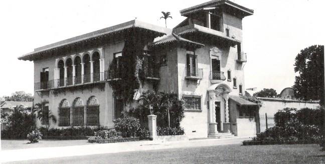 El Nido – the Perkins' Moorish Castle