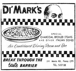 Di' Mark's on Menlo Street