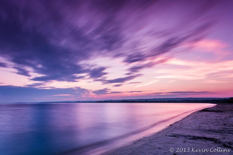 Presqu'ile Sunset