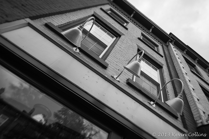 Looking Up at 87 King Street