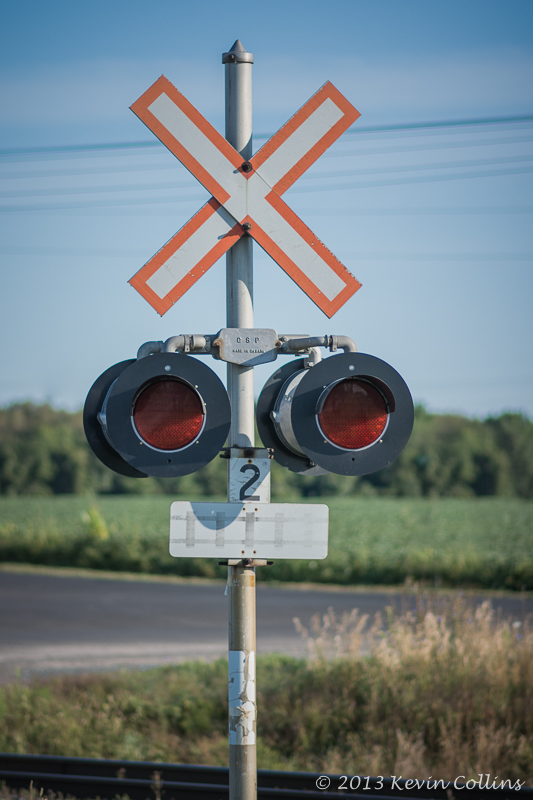 Signals at Lakeshore Rd. & Stephenson Rd.