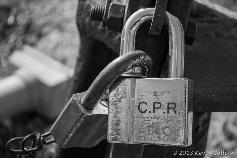 CPR Lock