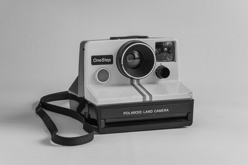 Polaroid Land Camera OneStep (1977)