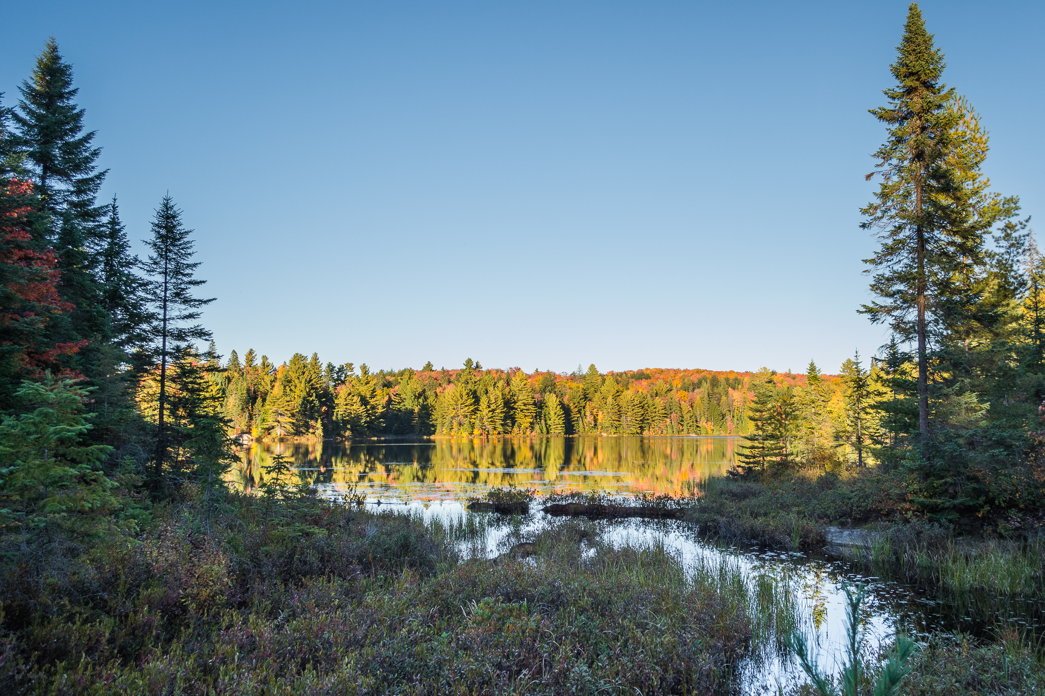 Peck Lake (1/160s, f/6.3, ISO400)