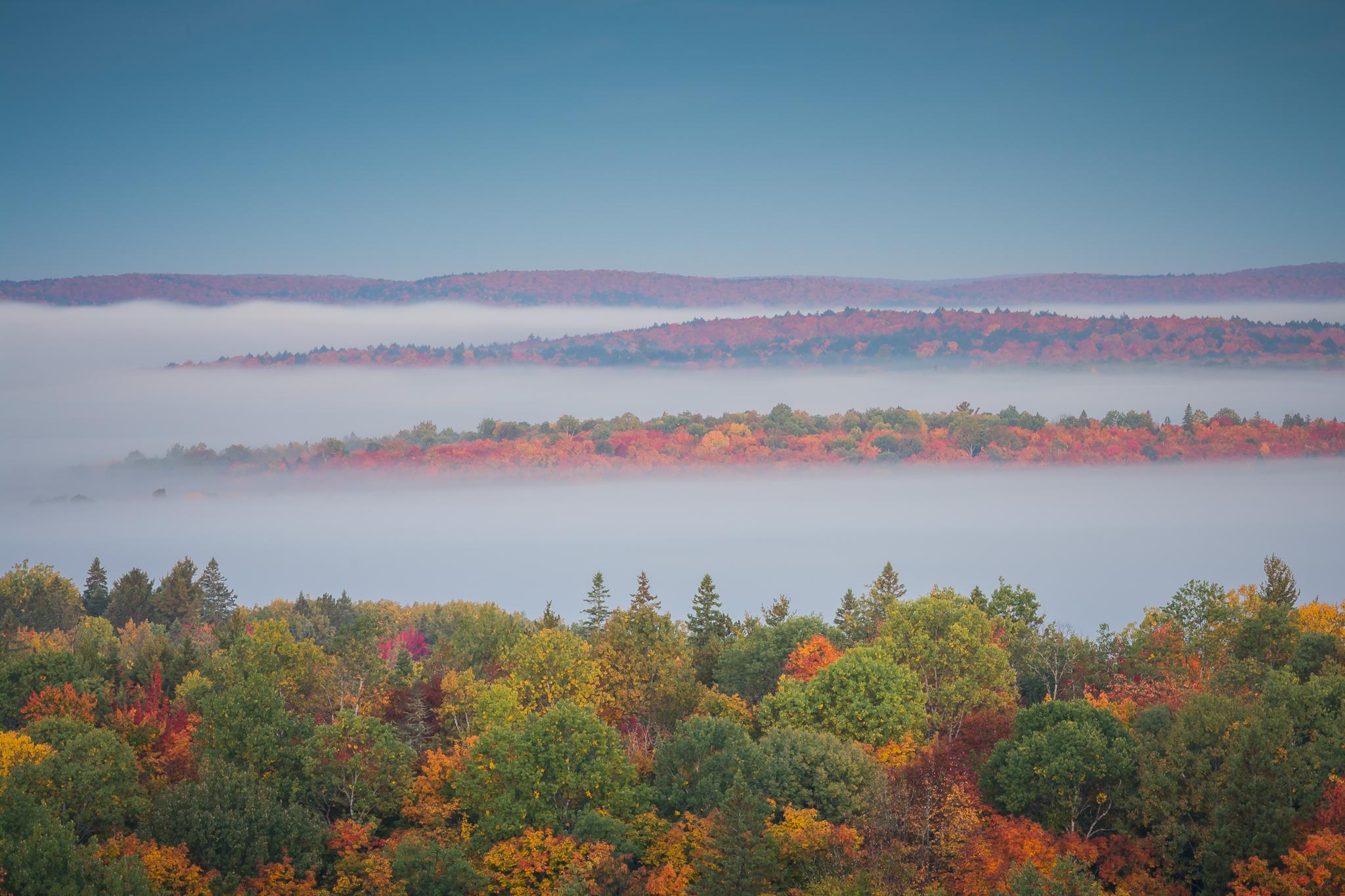 Morning Fog (25s, f/16, ISO100)