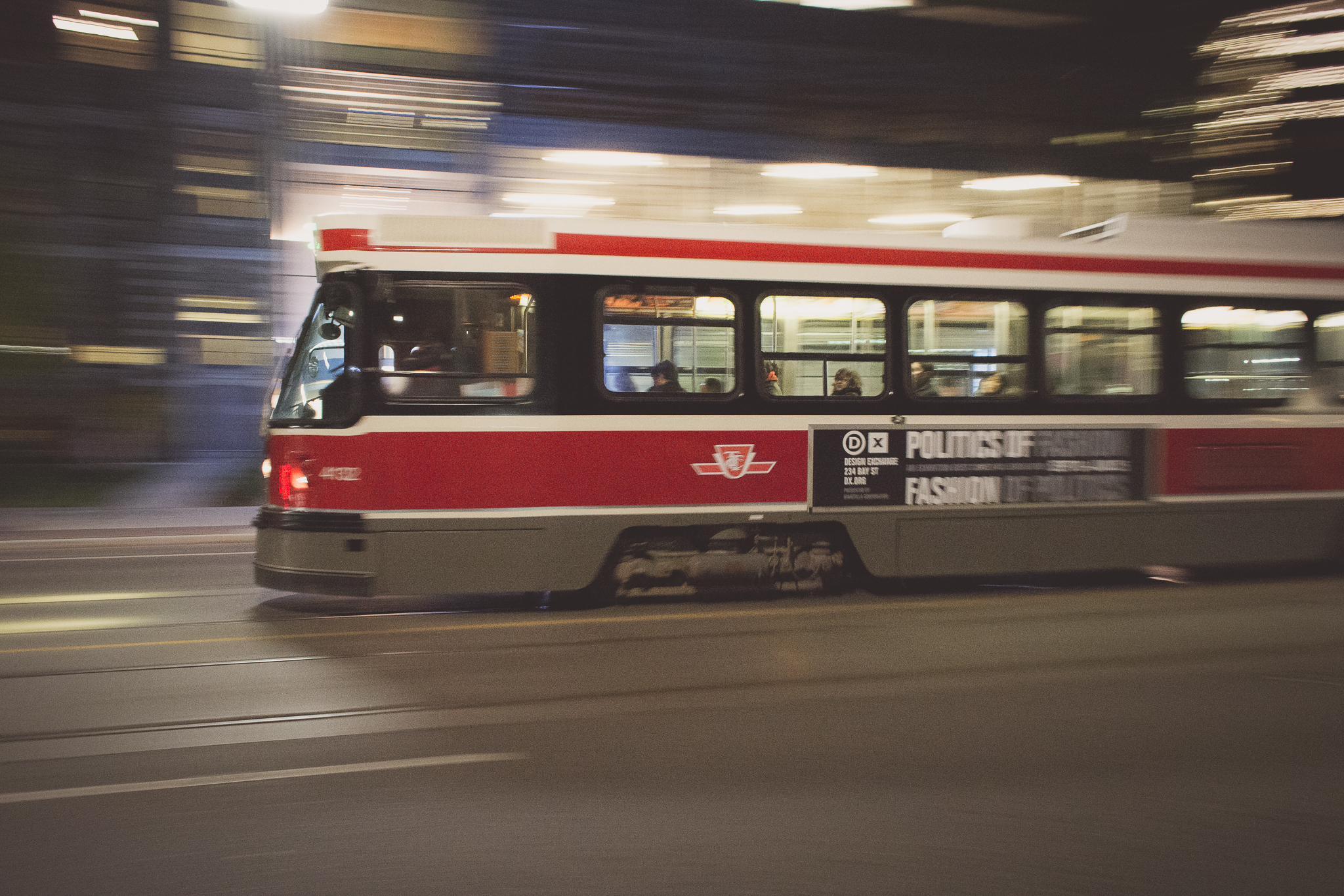 Red Rocket (1/15s, f/8, ISO5000)