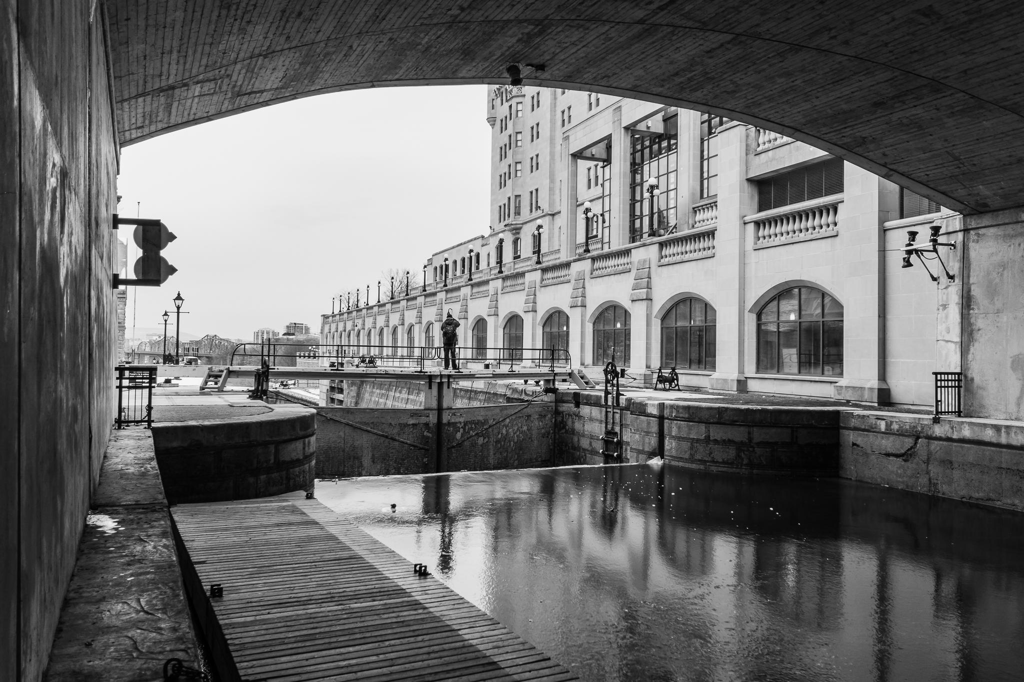 Sapper's Bridge (1/125s, f/4.5, ISO100)