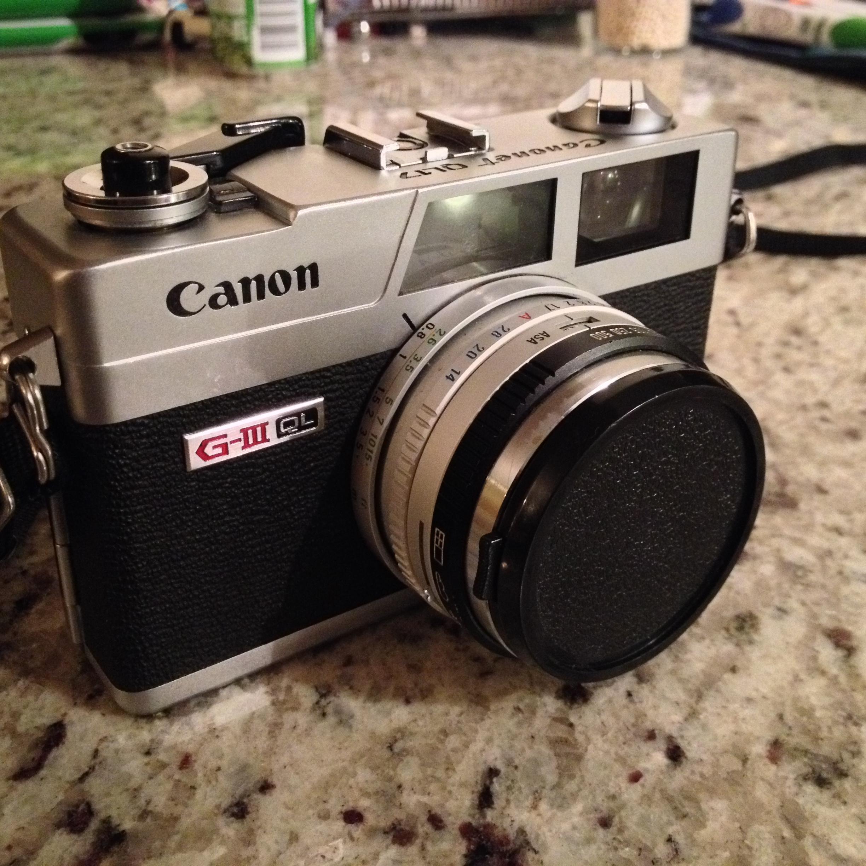 Canonet G-III QL-17