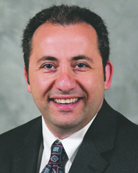 Dr. Amir Rahnamay-Azar, Vice President & CFO, Carnegie Mellon University