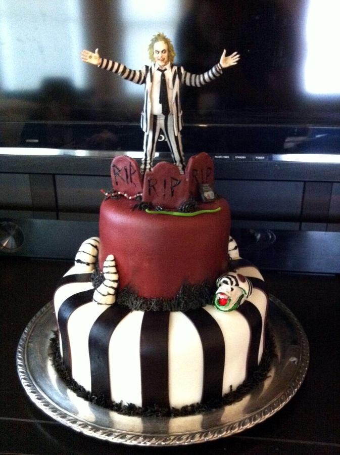 Happy Birthday Cake Cartoon