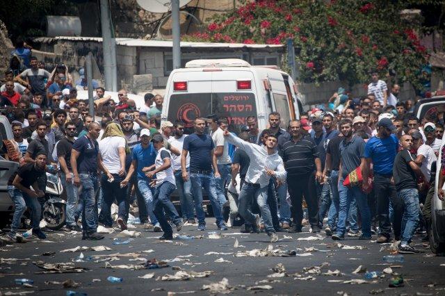 Image result for jerusalem riots july 21 2017