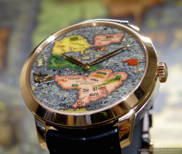 Girard Perregaux Hands on Reviews  Watch News  Original Content     Baselworld 2015  Introducing the Girard Perregaux 1966 Chamber of Wonders  Special Edition    Le