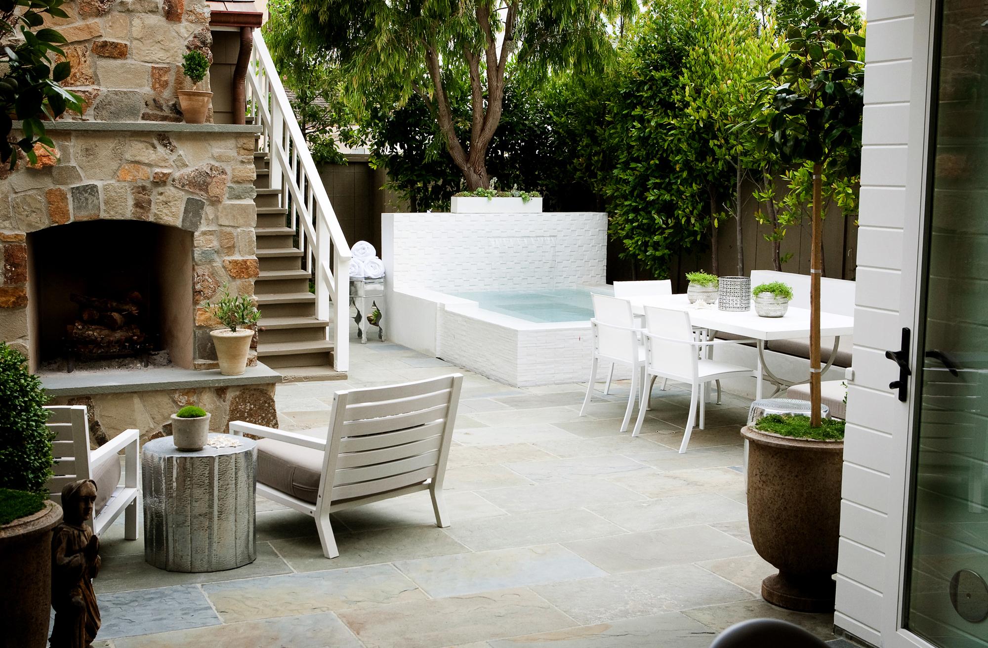 Landscape Design Newport Beach Molly Wood Garden Design