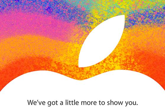 Η σειρά του iPad mini τον Οκτώβριο του 2012