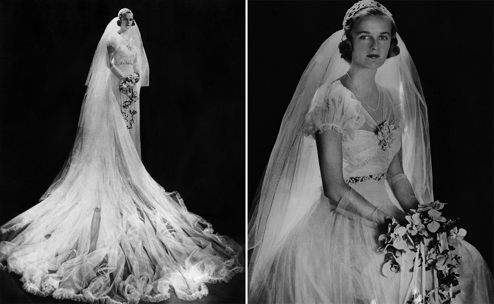 Ethel on her wedding day, photo by Jay Te Winburn.