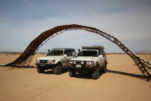 LX450  1997 Supercharged w Lockers — Overland The World