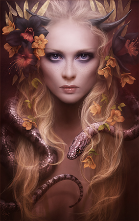 Exquisite Fantasy Art By Mlanie Delon GeekTyrant