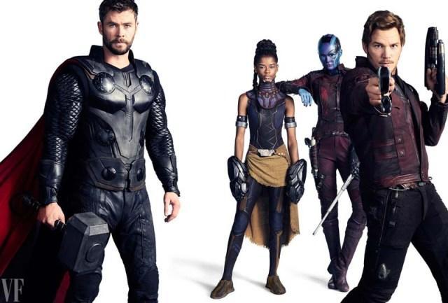 Image result for vanity fair avengers
