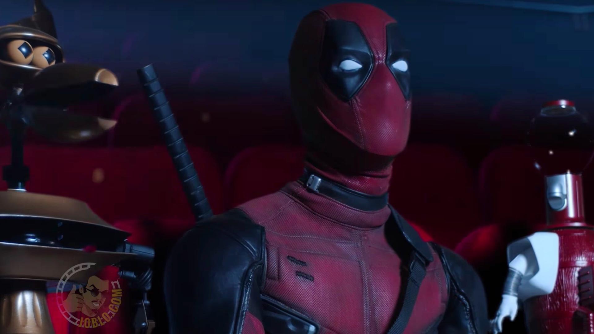 Deadpool Cracks Jokes At X MEN ORIGINS WOLVERINE In Fun
