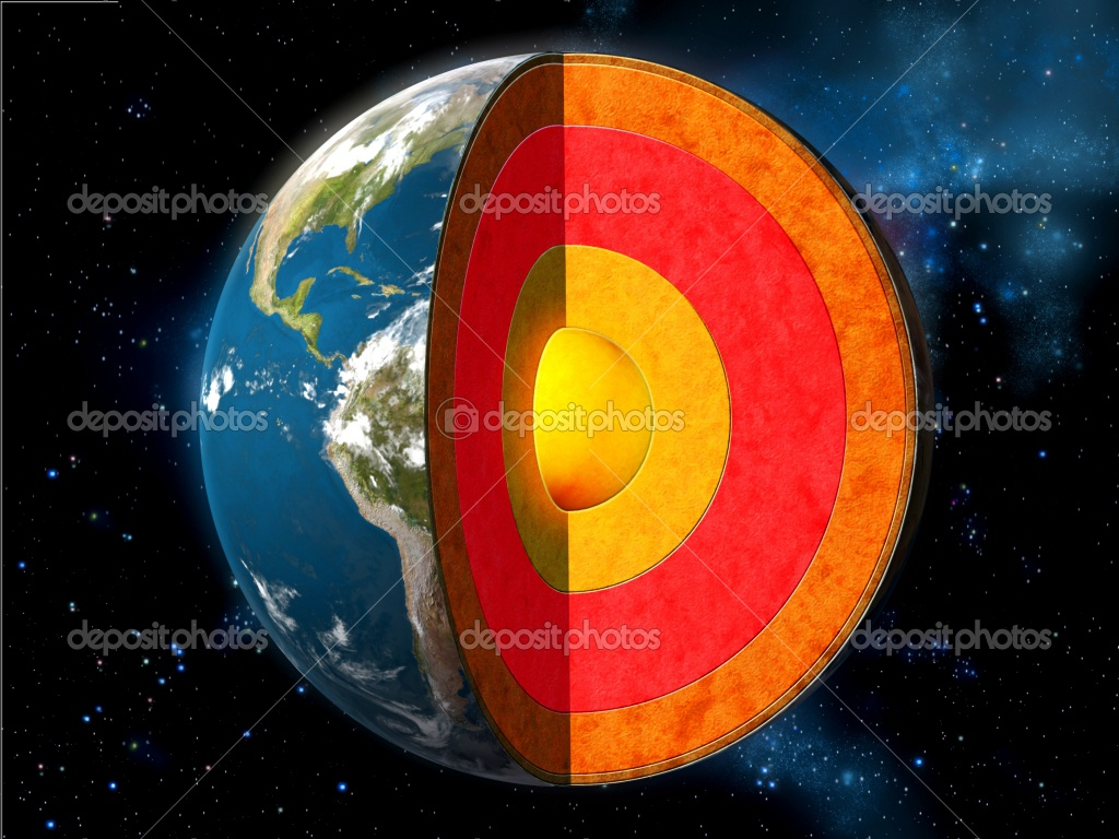 Earth s Interior     Mr  Mulroy s Earth Science EARTH S INTERIOR
