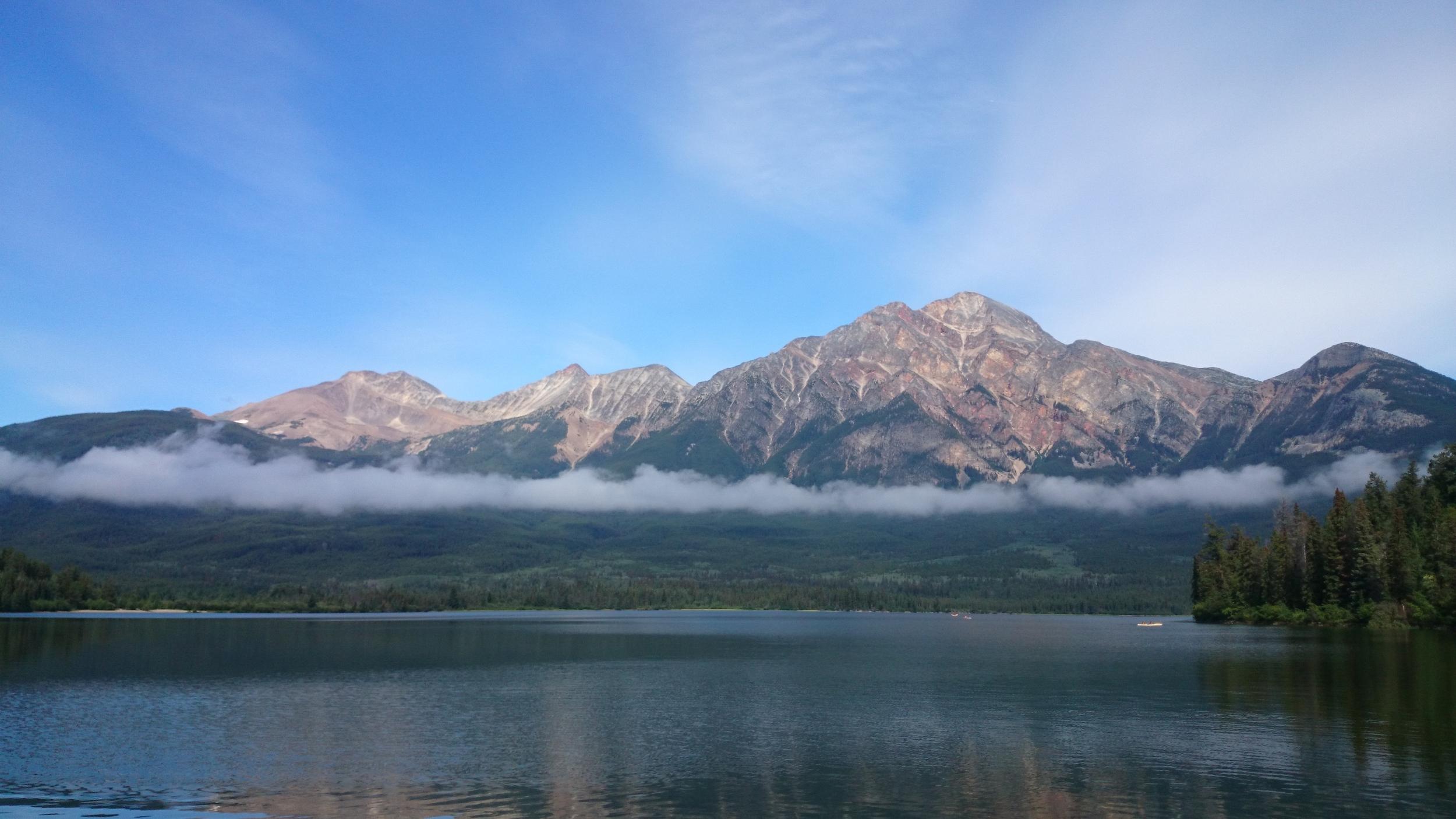 Patricia Lake, Jasper National Park, Beautiful