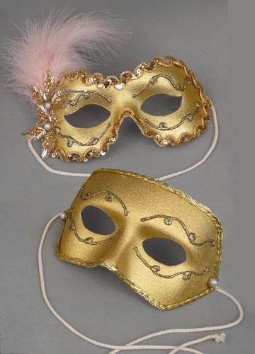 Custom Masks Gypsy Renaissance Handmade Masquerade