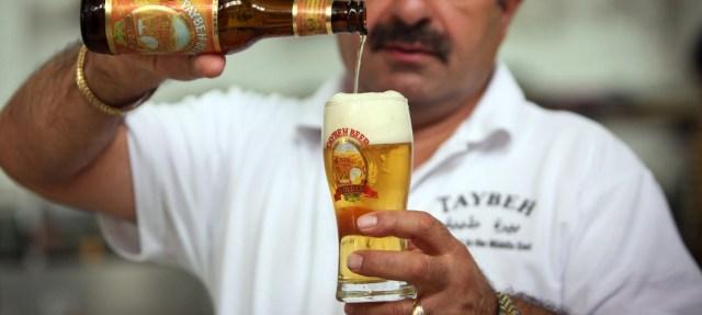 Hasil gambar untuk Taybeh Beer