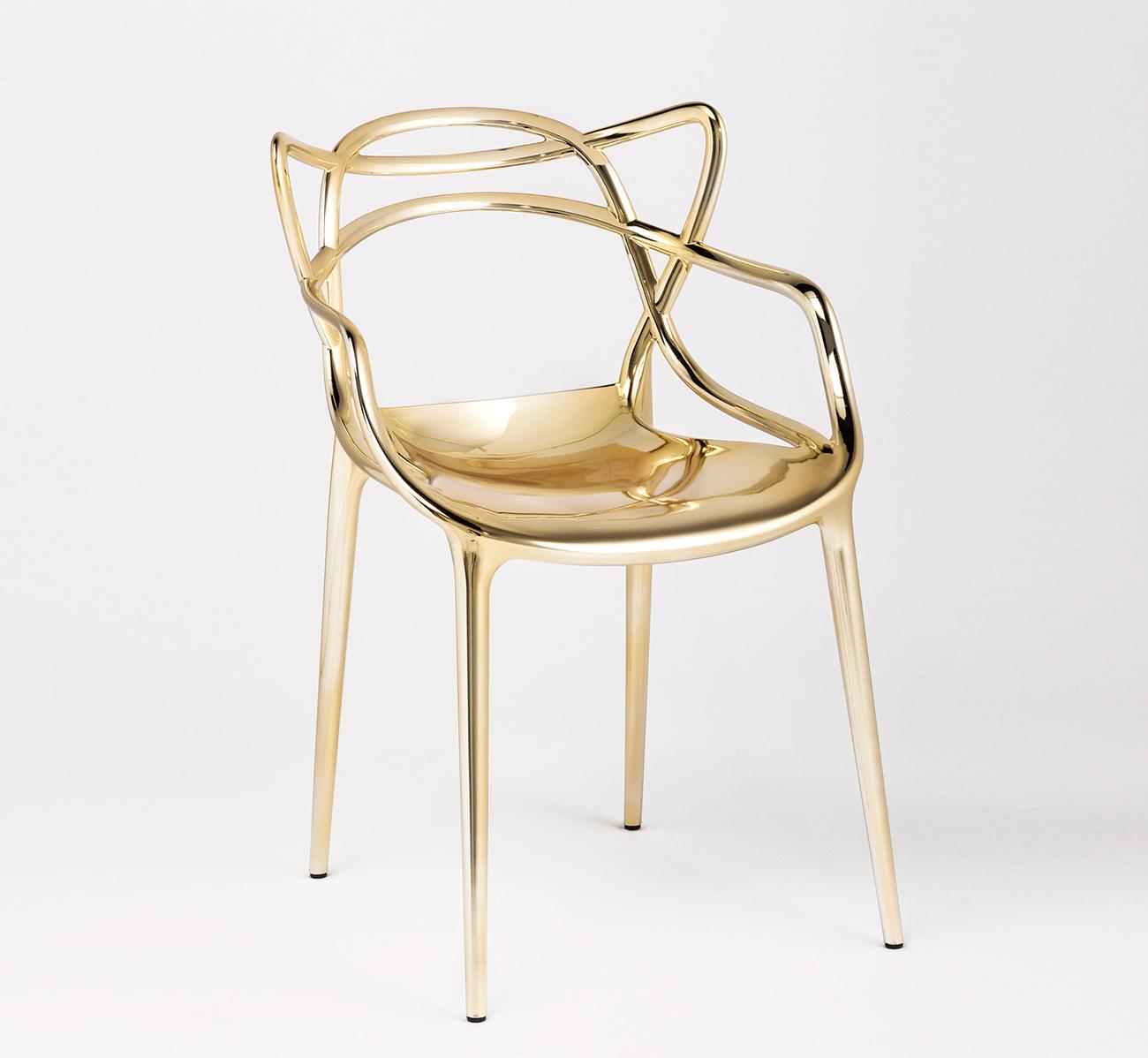 Precious Kartell Philippe Starck Reimagines The Masters