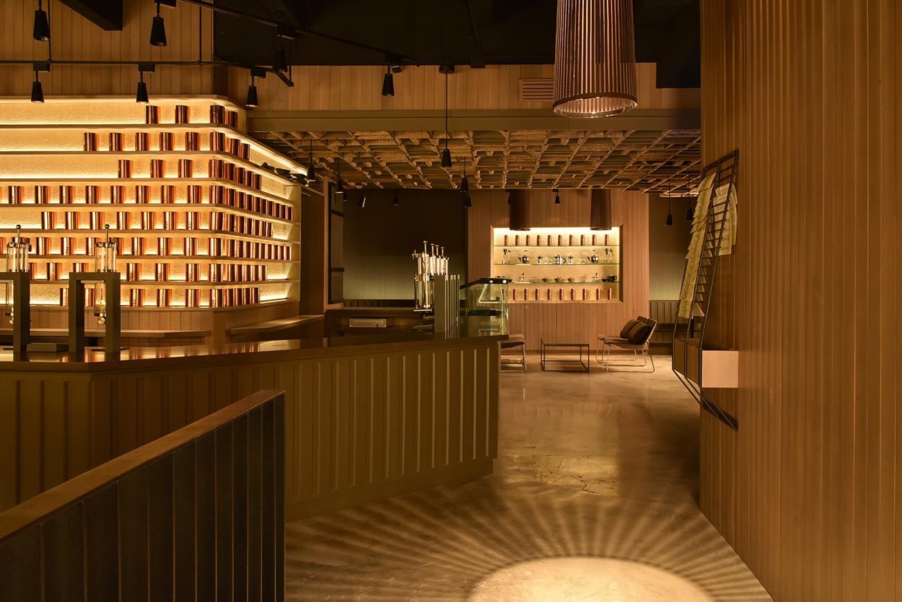 Tea Room Design Ideas